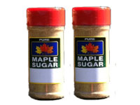 maple sugar shakers